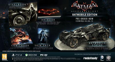 Batmobile Edition