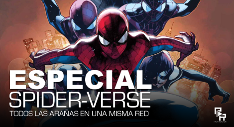 Spider-verse Play Reactor