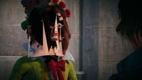 Arno, se llevaron mi rostro.