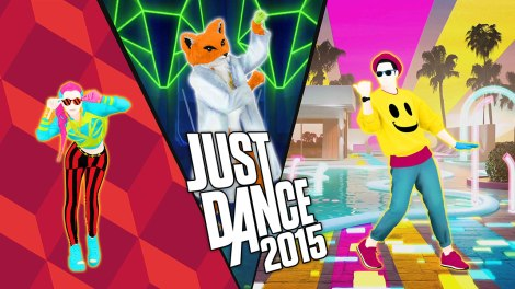 Just Dance 2015-2