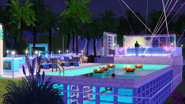 The sims 4 un nuevo parche incluye por fin las albercas for Pool design sims 3