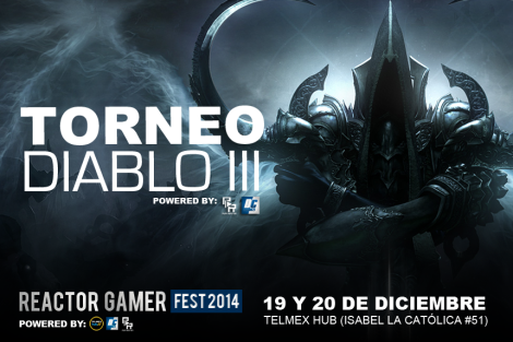 DISEÑO TORNEO Diablo 3