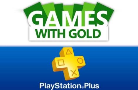 PS plus games with GOld