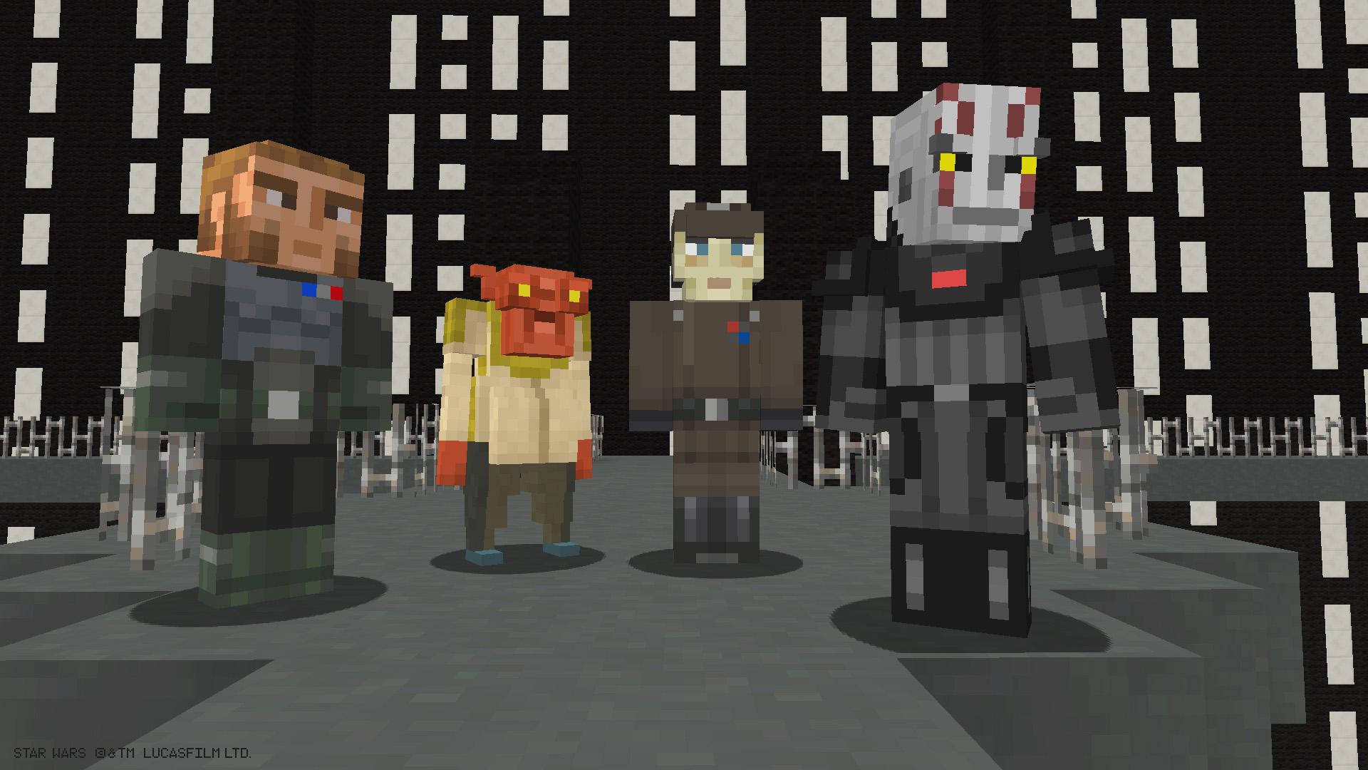 Buildings Minecraft Pe