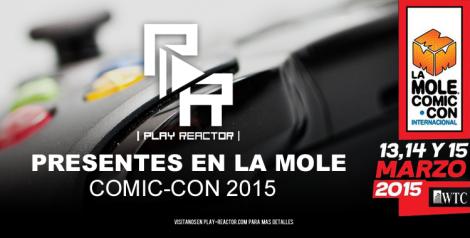 Play reactor - la mole