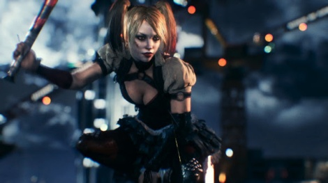 harley batman arkham knight
