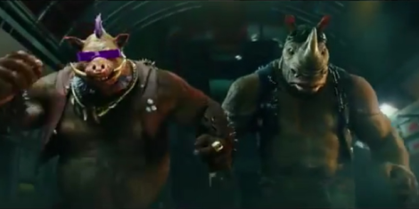 Teenege mutant ninja turtles 2