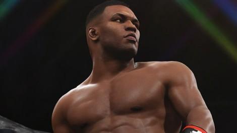 Mike tyson EA UFC 2