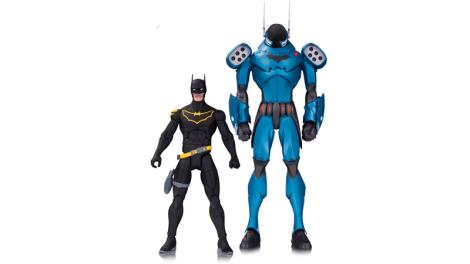 Greg Capullo Jim Gordon (Batman) and Rookie. Precio y día de lanzamiento aún no anunciado.