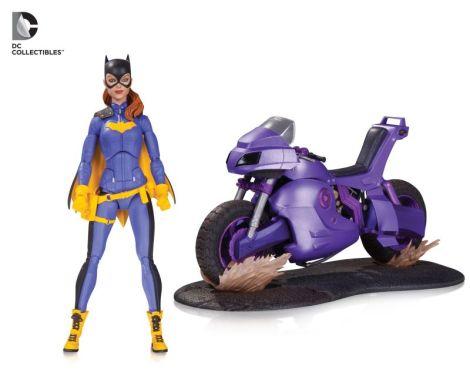 Deluxe Batgirl of Burnside. $60 dólares, en tiendas en noviembre 2016.