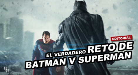 Diseño editorial Batman v superman