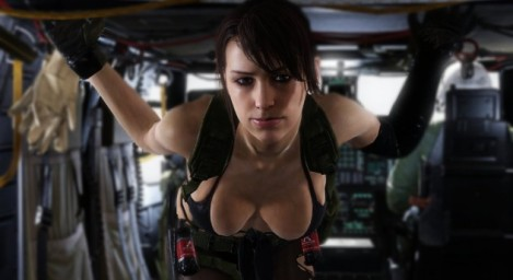 Metal gear online quiet