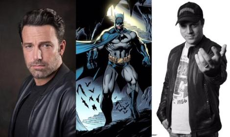 Batman johns affleck