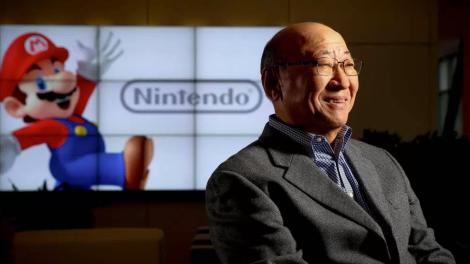 Nintendo Nx Tatsumi Kimishima