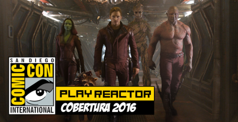 Comic con 2016 previews guardians