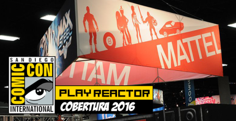 Comic con 2016 previews mattel