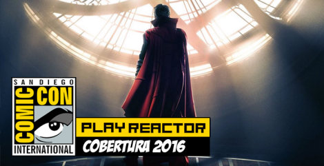 Comic con 2016 previews