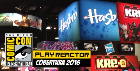Comic con 2016 previews