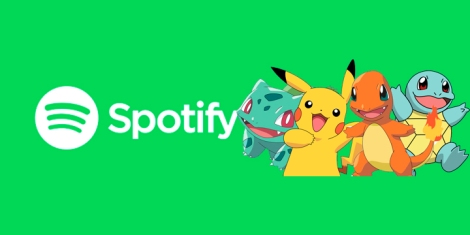 pokemon spotify