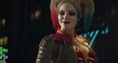 injustice 2 harley
