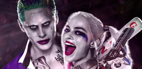 suicide squad joker and harley