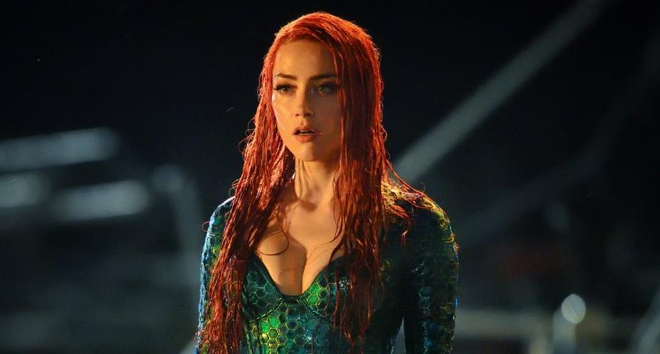 Aquaman | Amber Heard habla sobre Mera y que mostrará más que su lado militar.