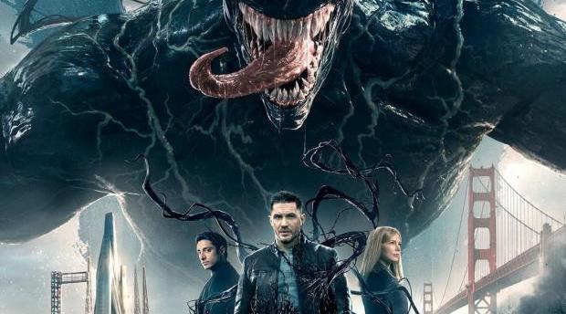 Venom | Mira el nuevo póster de la película