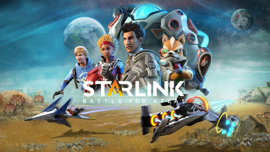 Starlink: Battle for Atlas | El juego ya está disponible.