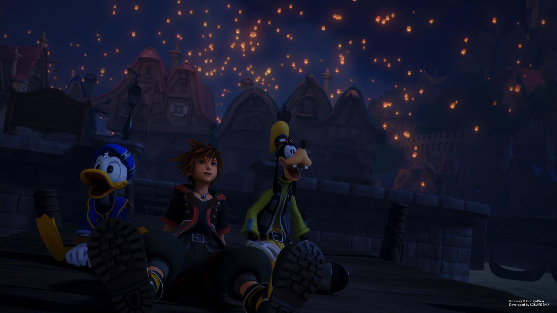 Kingdom Hearts III | Nuevo avance se muestra antes de la proyección de Fantastic Beasts: The Crimes of Grindelwald