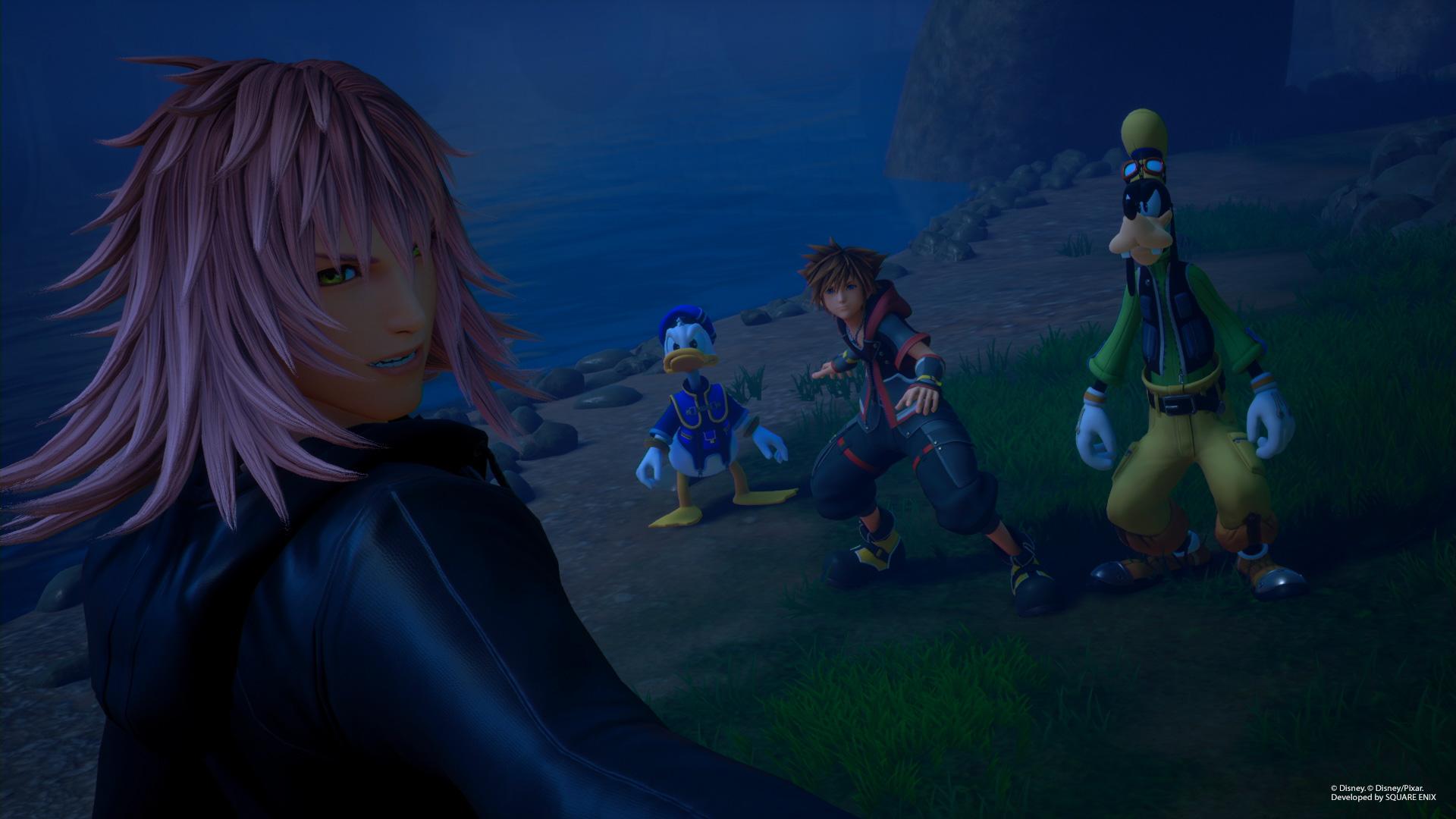 Kingdom Hearts III | Se revelan muchas nuevas imágenes