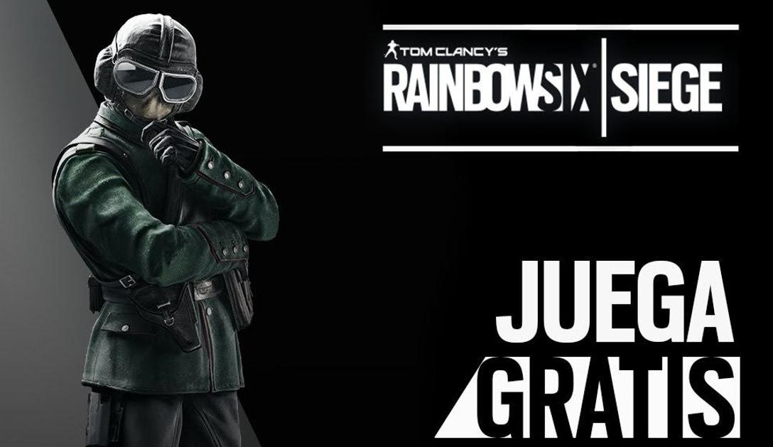 Rainbow Six Siege | Se anuncia fin de semana gratuito.