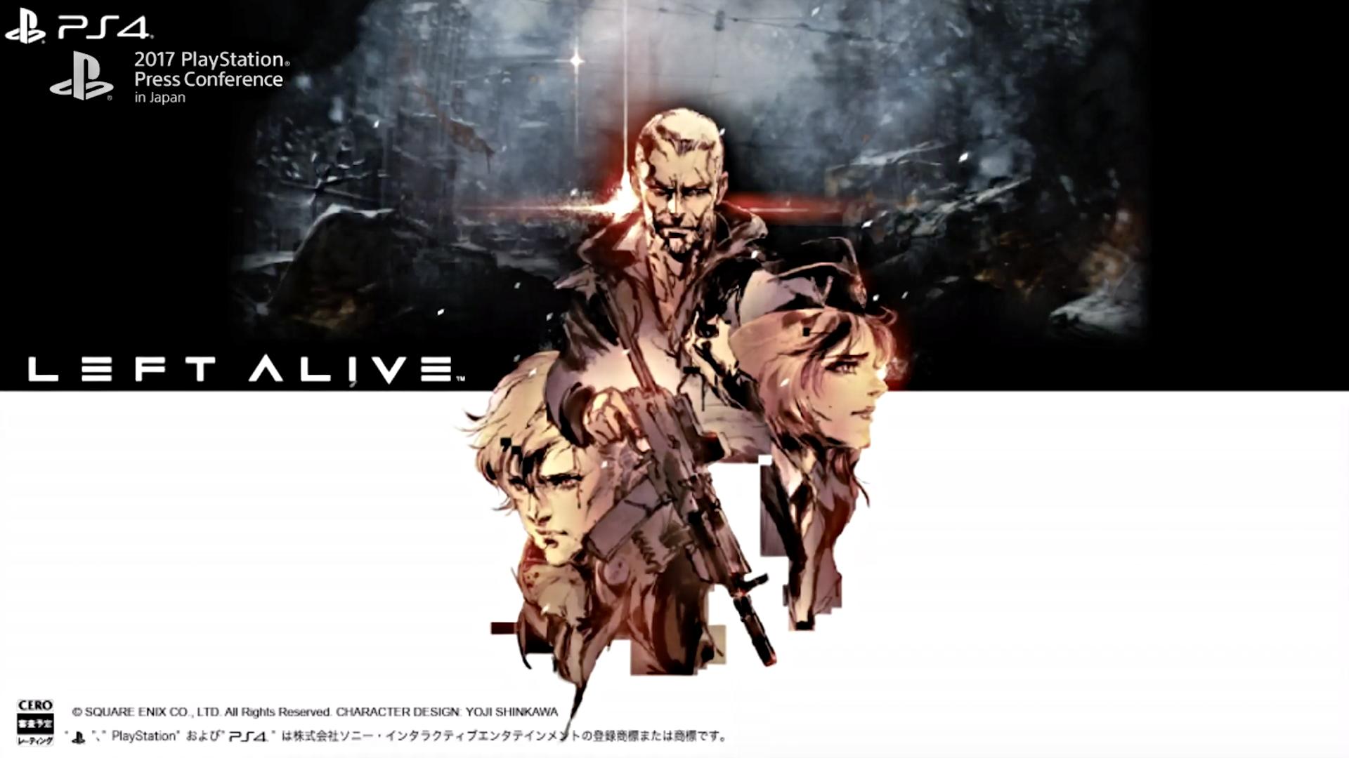 Left Alive | Se muestra un nuevo trailer con gameplay
