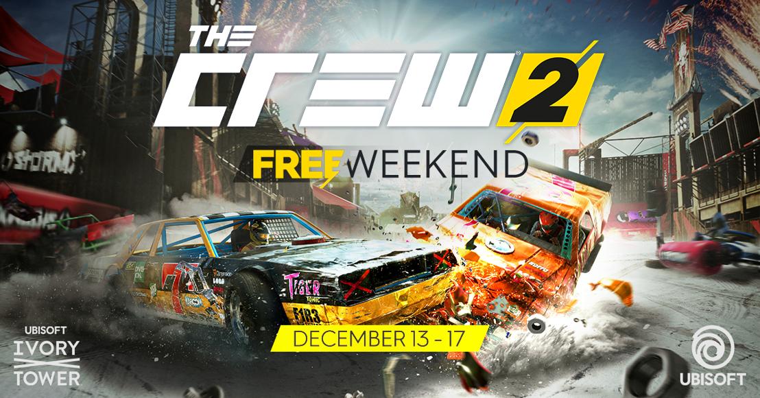 The Crew 2 | Juega gratis el título del 13 al 17 de diciembre.