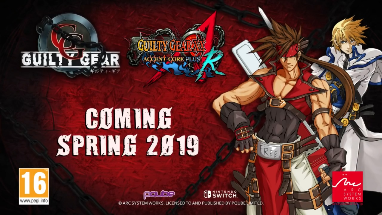 Guilty Gear 20th Anniversary Edition | El juego llegara a la Nintendo Switch