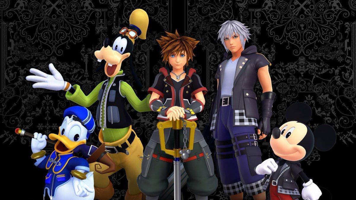 Kingdom Hearts III | Se muestra un nuevo avance del titulo