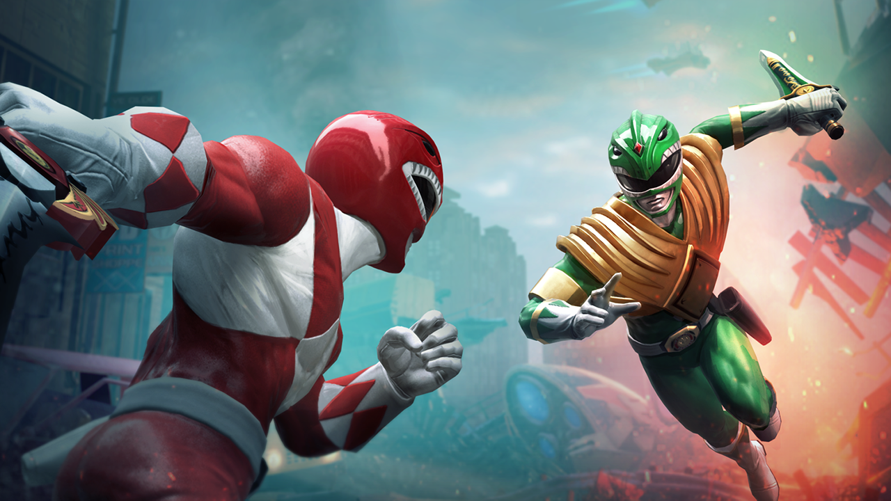 Power Rangers: Battle for the Grid | Anunciado oficialmente