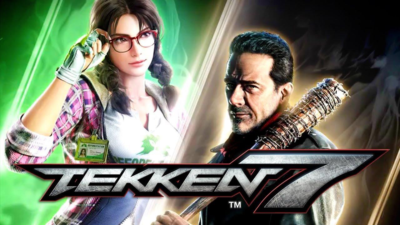 Tekken 7 | Se confirma a Julia y Negan para finales de febrero