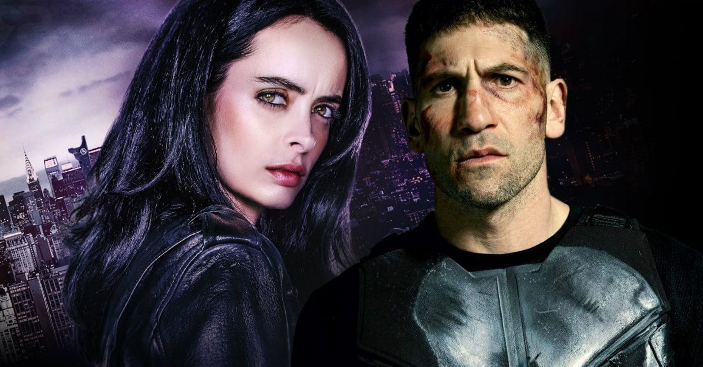 Netflix | Canceladas las series de The Punisher y Jessica Jones.