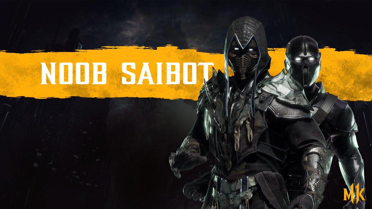 Mortal Kombat 11 | Se confirman a Noob Saibot y Shang Tsung