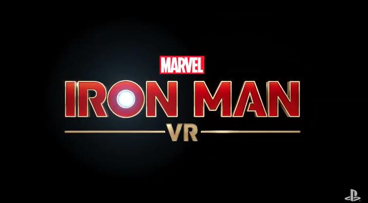 Iron-Man VR | El juego es anunciado para Playstation VR.