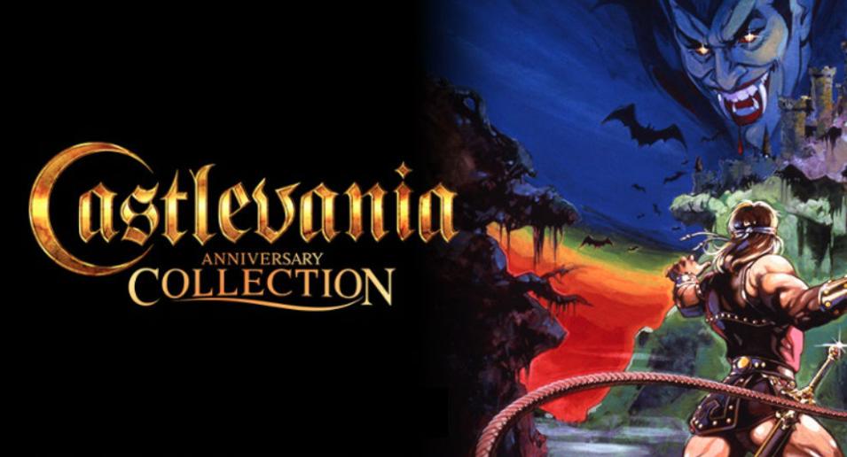 Castlevania: Anniversary Collection | Se revelan los últimos cuatro juegos que vendrán en la colección.