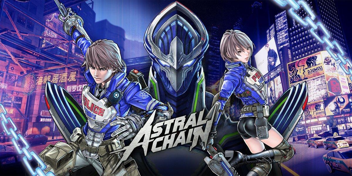 Astral Chain | Se muestra un nuevo trailer con gameplay.