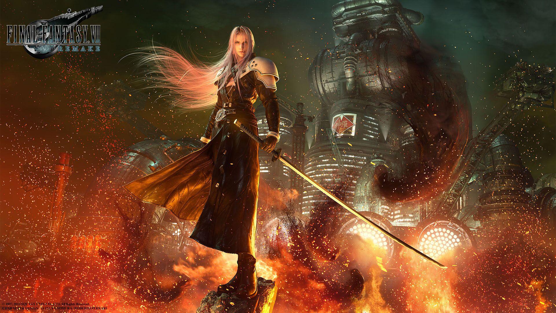 Final Fantasy VII Remake | La misma Square Enix desconoce cuántos juegos necesitará el proyecto.
