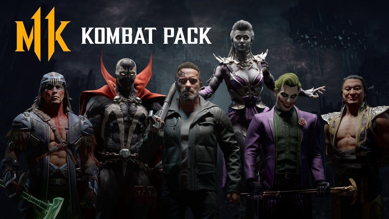 Mortal Kombat 11 | Se confirma todo el roster del Kombat Pack.