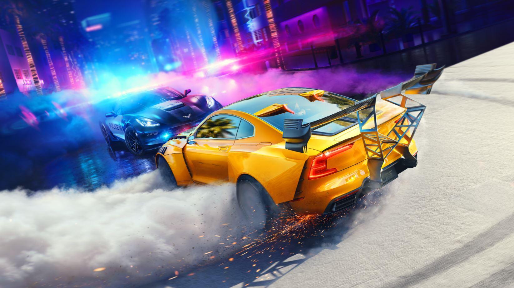 Need for Speed Heat | Se anuncia oficialmente el juego.
