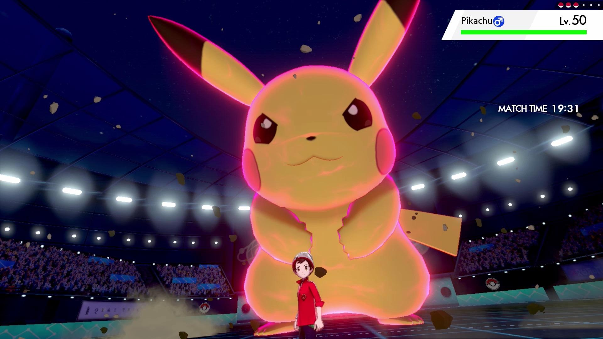 Pokemon Shield & Sword | Nuevo tráiler da más info del aspecto competitivo.