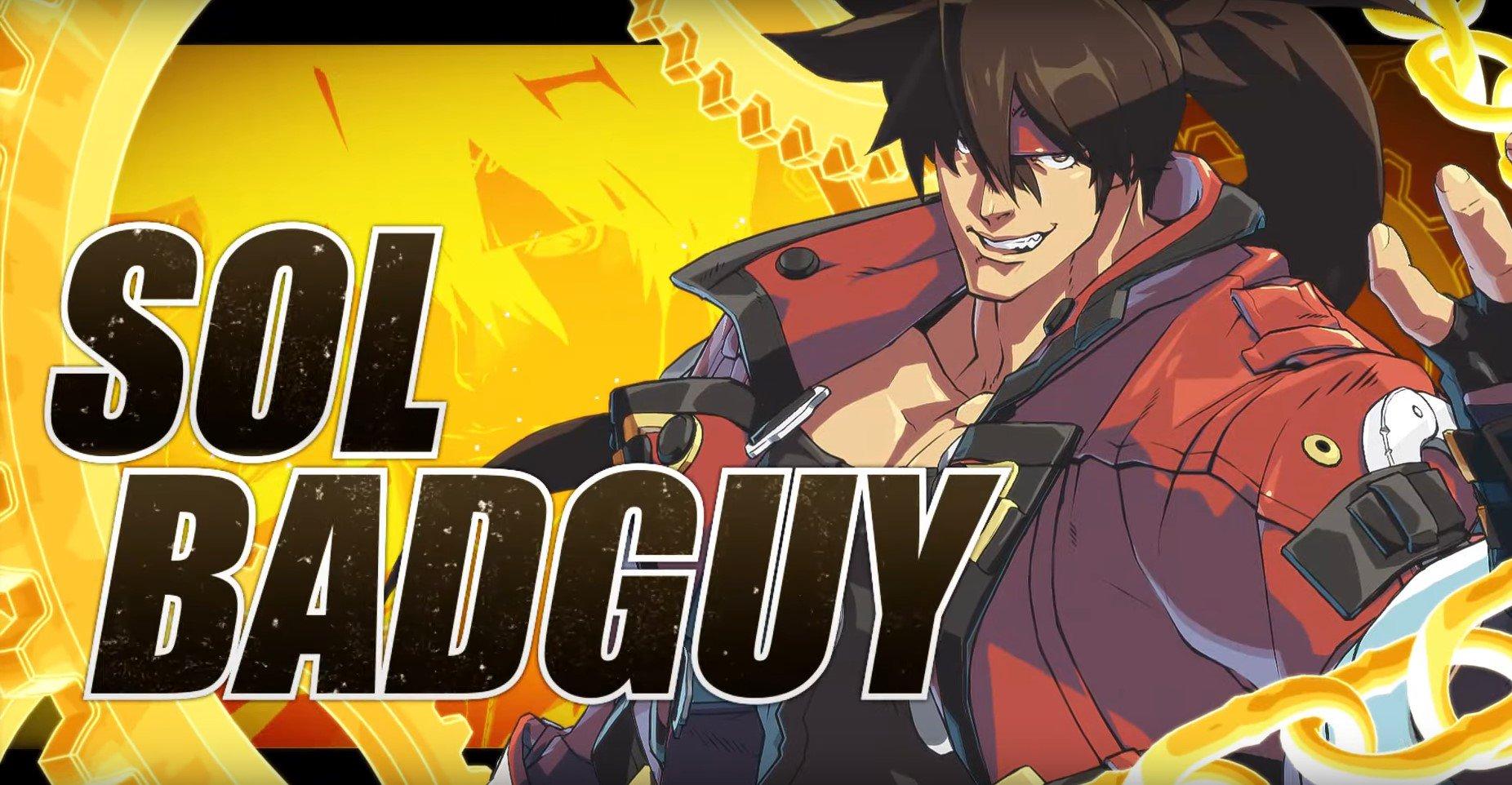 Guilty Gear | Arc System Works muestra un nuevo trailer.