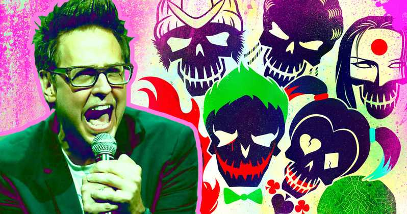The Suicide Squad | James Gunn revela el cast de la película.