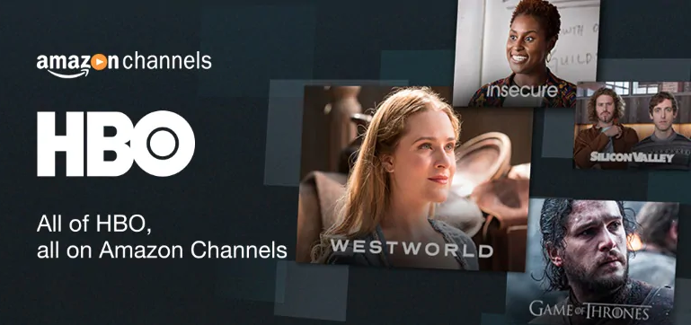 Amazon | HBO se une a Amazon Prime Video Channels.
