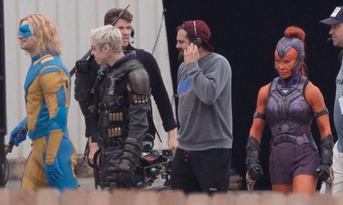 The Suicide Squad | Se filtran las primeras fotos desde el set.